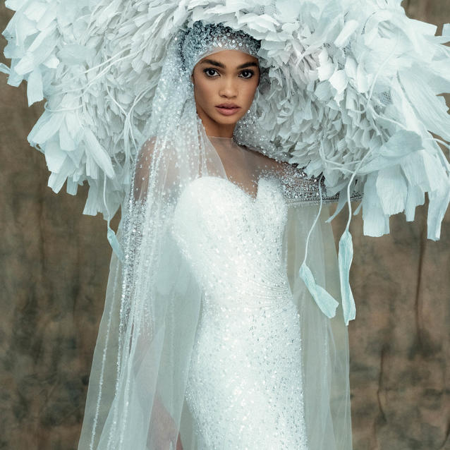 Poetry Of Love: These Hanayen Couture Wedding Dresses Are A Bridal Dream Come True