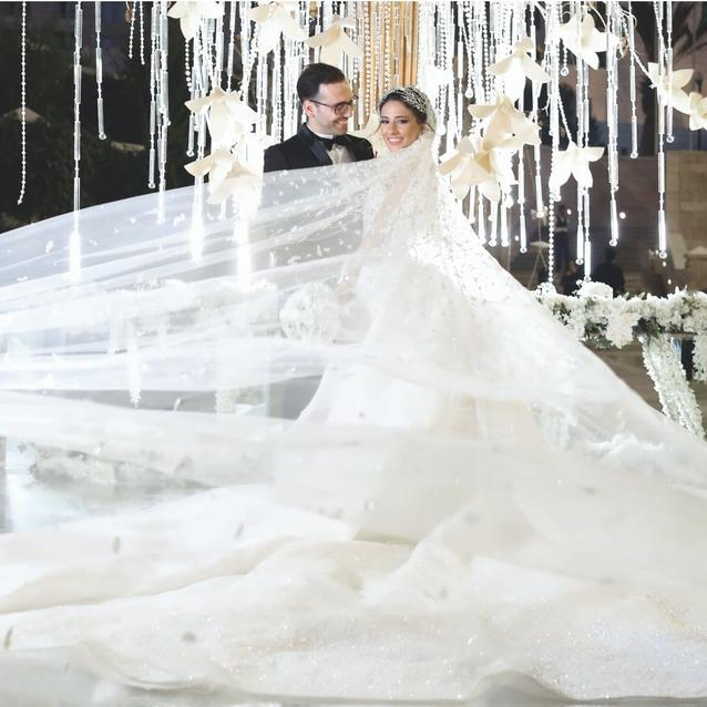 Inside The Wedding Of Hanin Zawaideh And Ibrahim Taweel