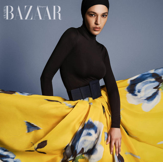 Resilience & Reflection: A Letter From Our Editor | Harper's Bazaar Arabia May 2020 Issue