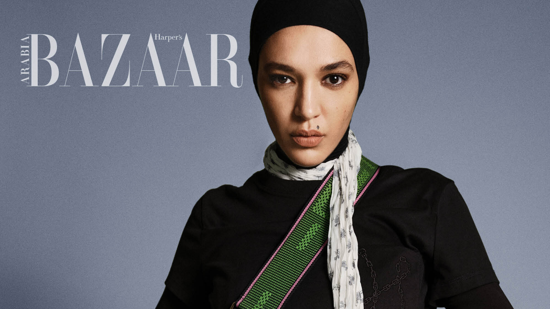 The New Modest | Harper's Bazaar Arabia May 2020