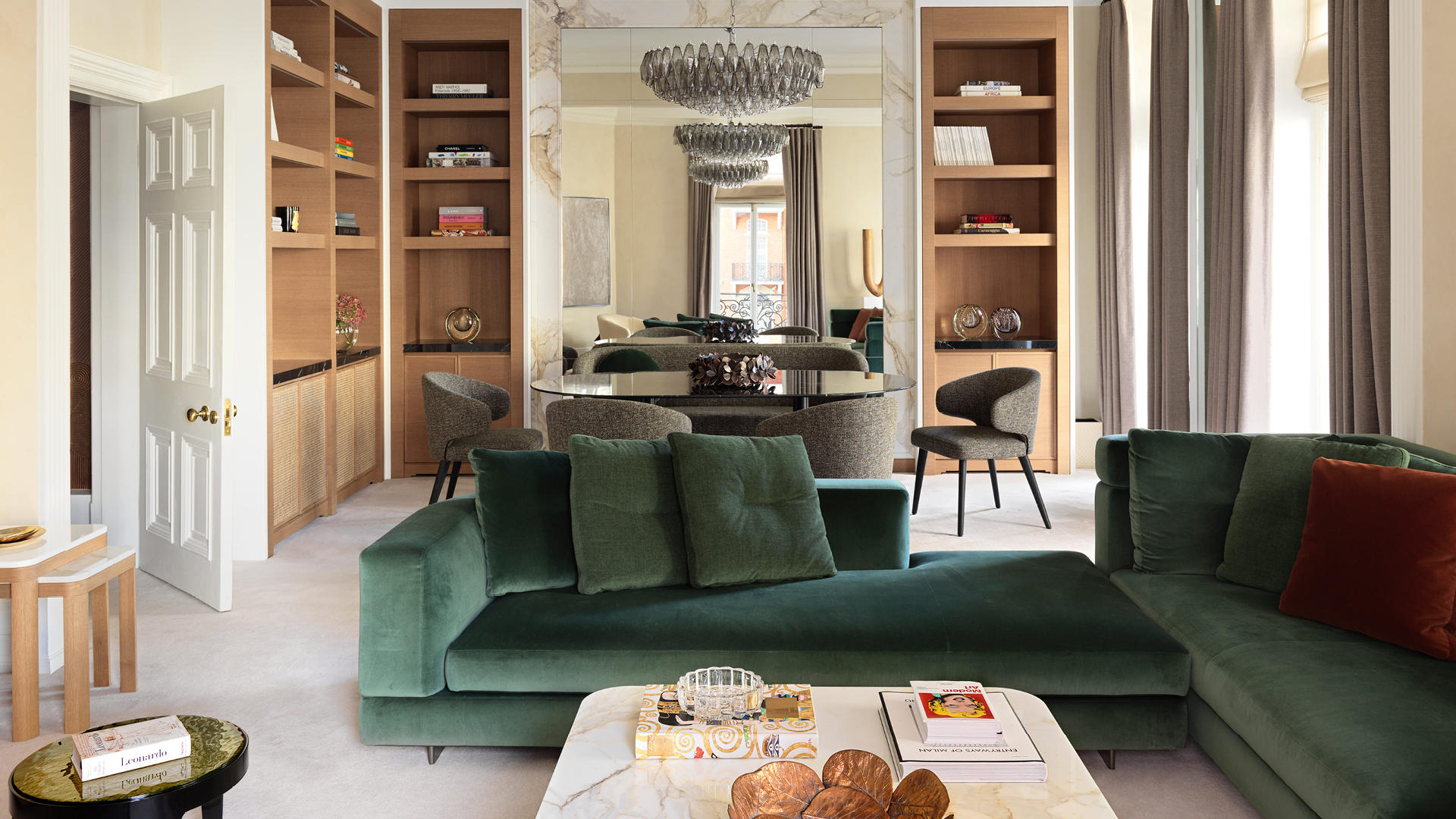 We're In Love With This Revamped Apartment In London