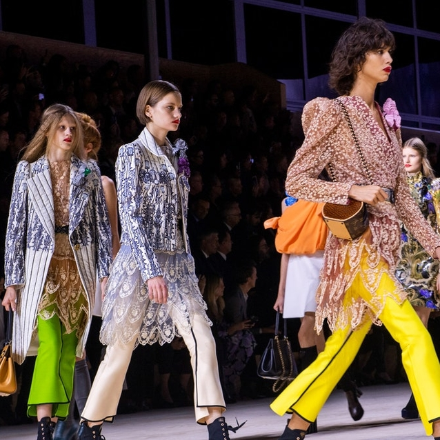 Paris and Milan Announce Digital Fashion Weeks