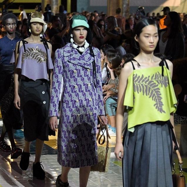 Prada has Begun Reopening Factories in Italy