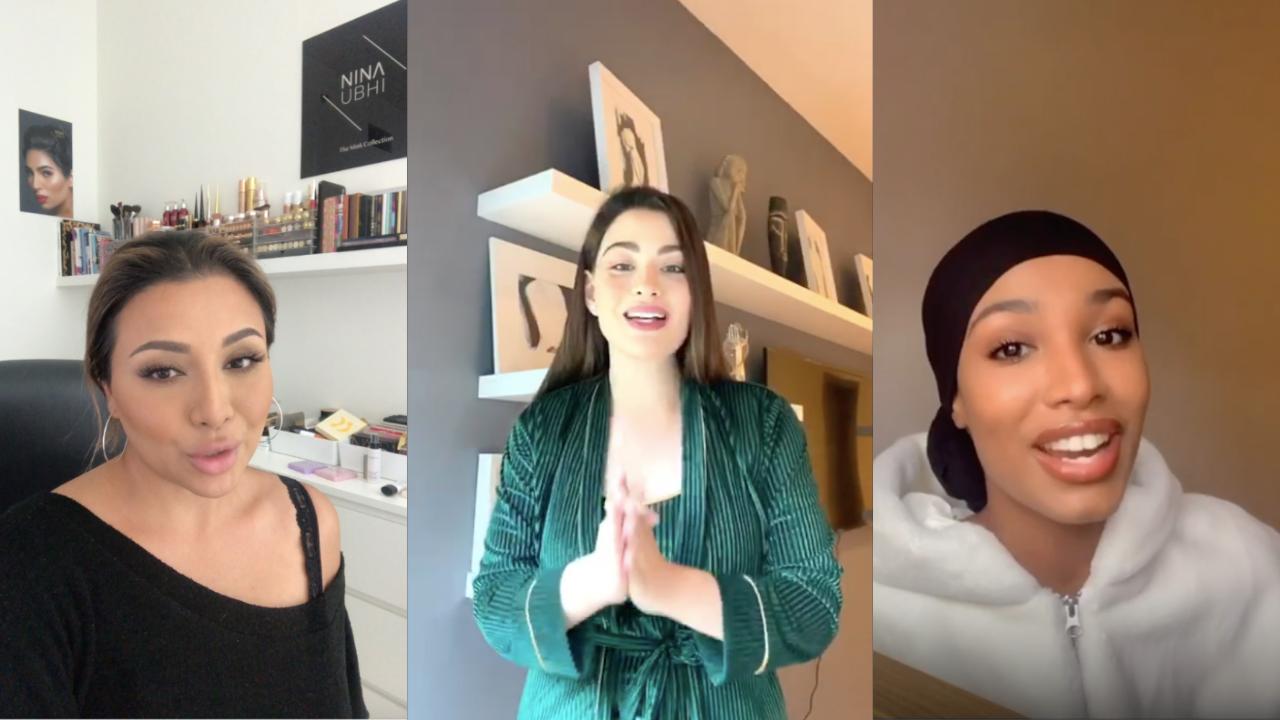 Watch | Rawan Bin Hussain, Nina Ubhi & Others On Staying Positive in Togetherness