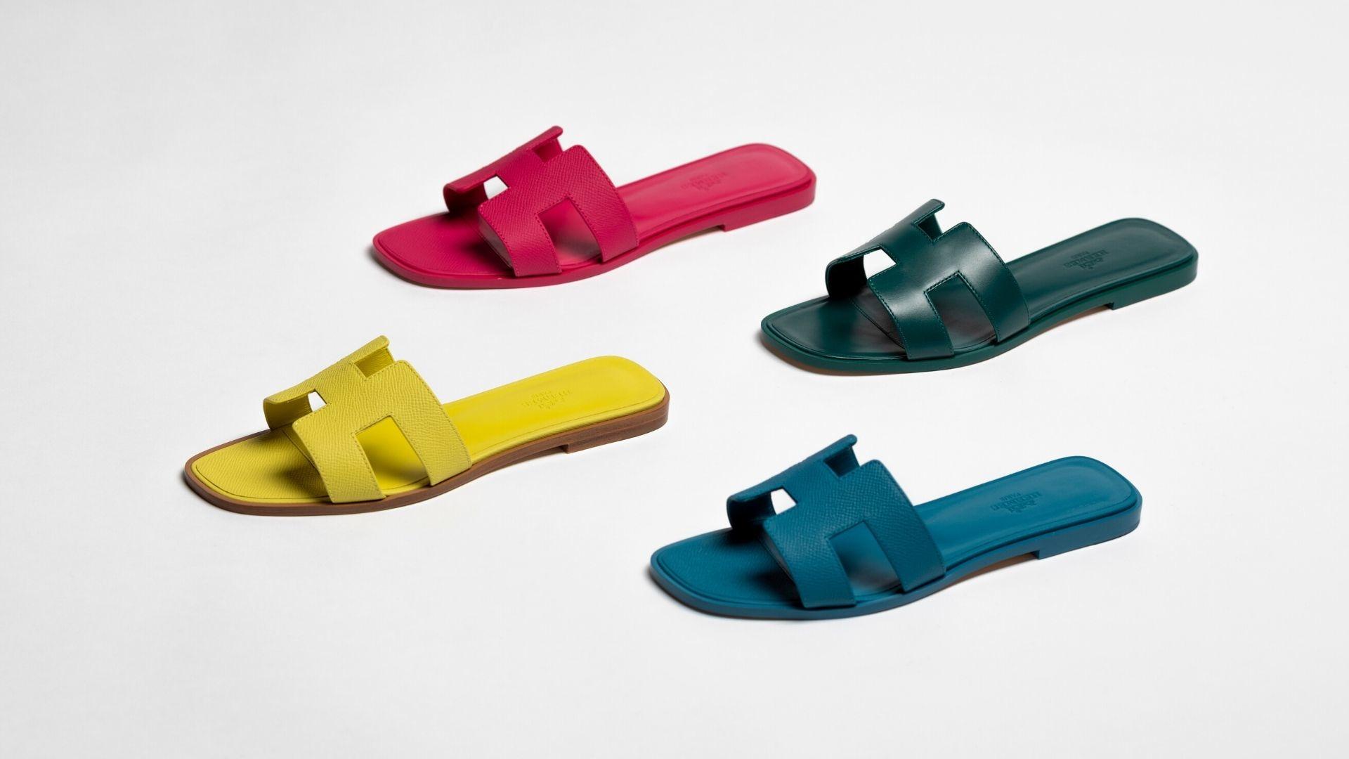 She's A Rainbow: Hermès in Colour
