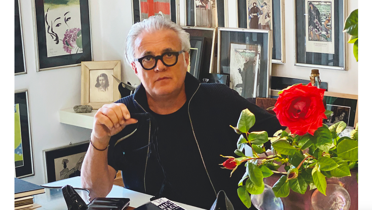 Working From Home | Giuseppe Zanotti On Redefining Fashion and Consumer Habits