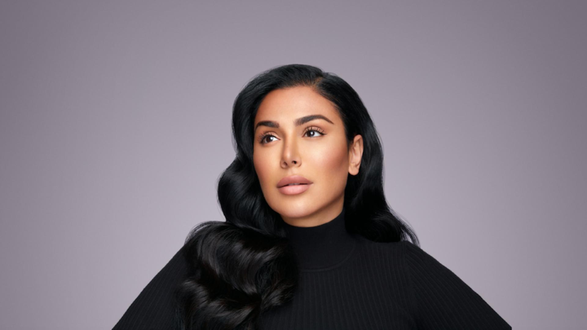 Huda Beauty Has Just Revealed Her New Mascara LEGIT Lashes