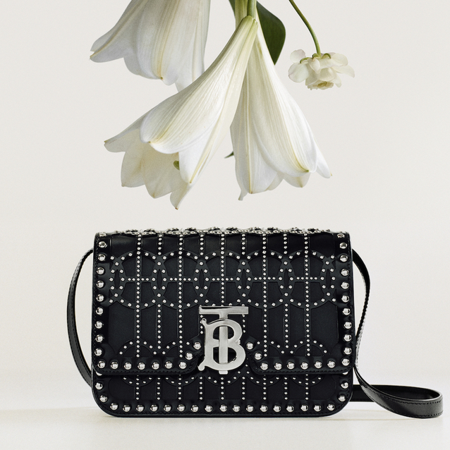 Burberry Has Just Released An Exclusive New Bag, Only Available in The Middle East