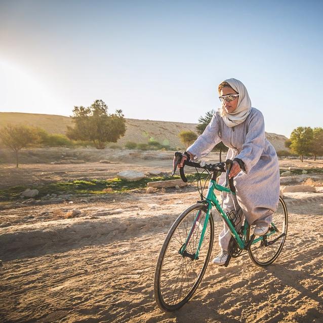 Meet The Women Under The Abayas in Saudi Arabia: Baraa Luhaid