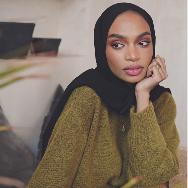 Nia Amroun Shares Her Entire Beauty Routine With Bazaar