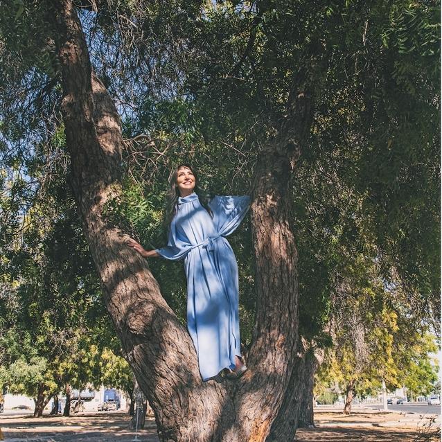 Meet The Women Under The Abayas: Sawsan Al Bahiti