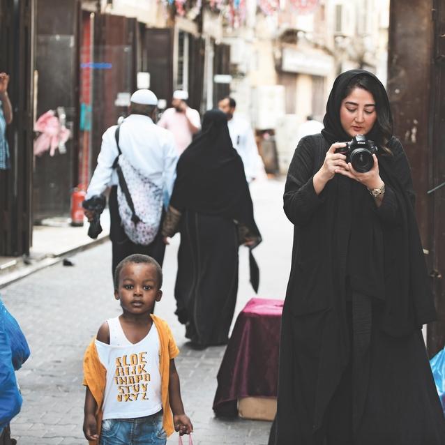Meet The Women Under The Abayas: Rawan Al-Turki