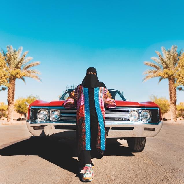 Meet The Women Under The Abayas: Amy Roko