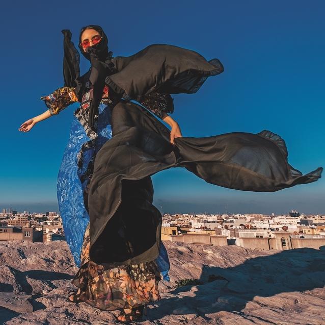 Meet The Women Under The Abayas: Sarah Almaddah