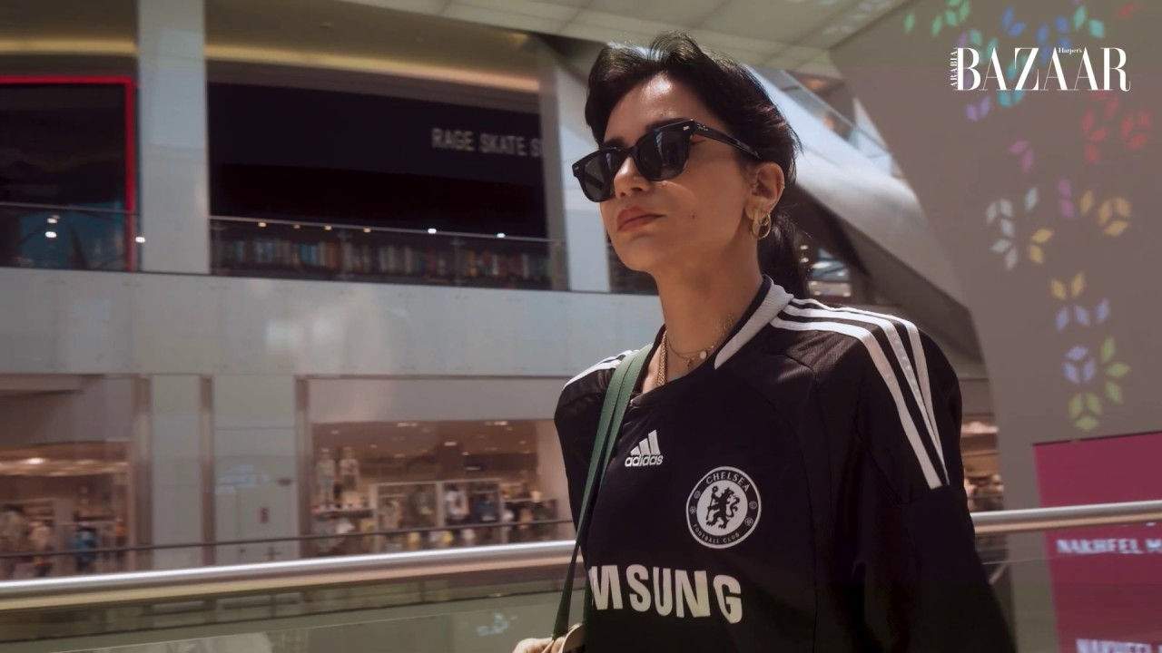 Watch | Mrs. Keepa Shares Her Style Secrets and Shopping Tips With Bazaar | Harper's Bazaar Arabia