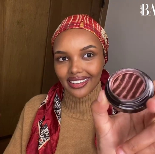 Watch | Halima Aden's Morning Beauty Routine | #IWokeUpLikeThis