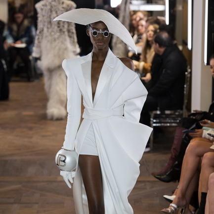 Paris Couture Week Goes Virtual