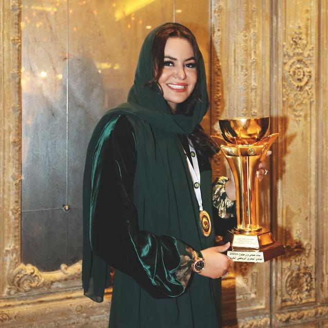 Saudi Arabia's First Female Olympic Athlete On Striving For Success   Bazaar Belief
