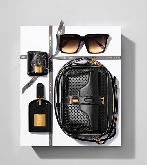 You Can Now Shop TOM FORD Via A 'Special' Number