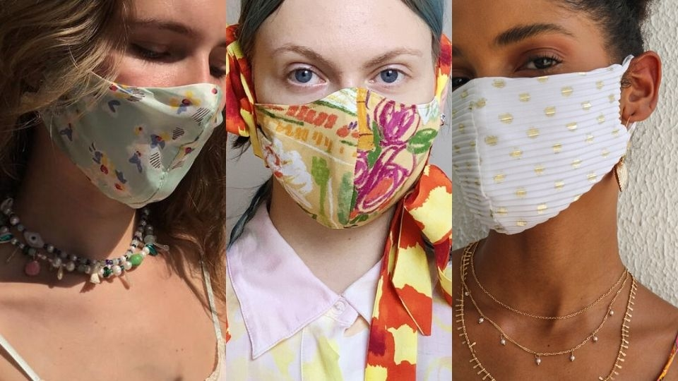 13 Reusable Face Masks To Keep You Looking Stylish At All Times