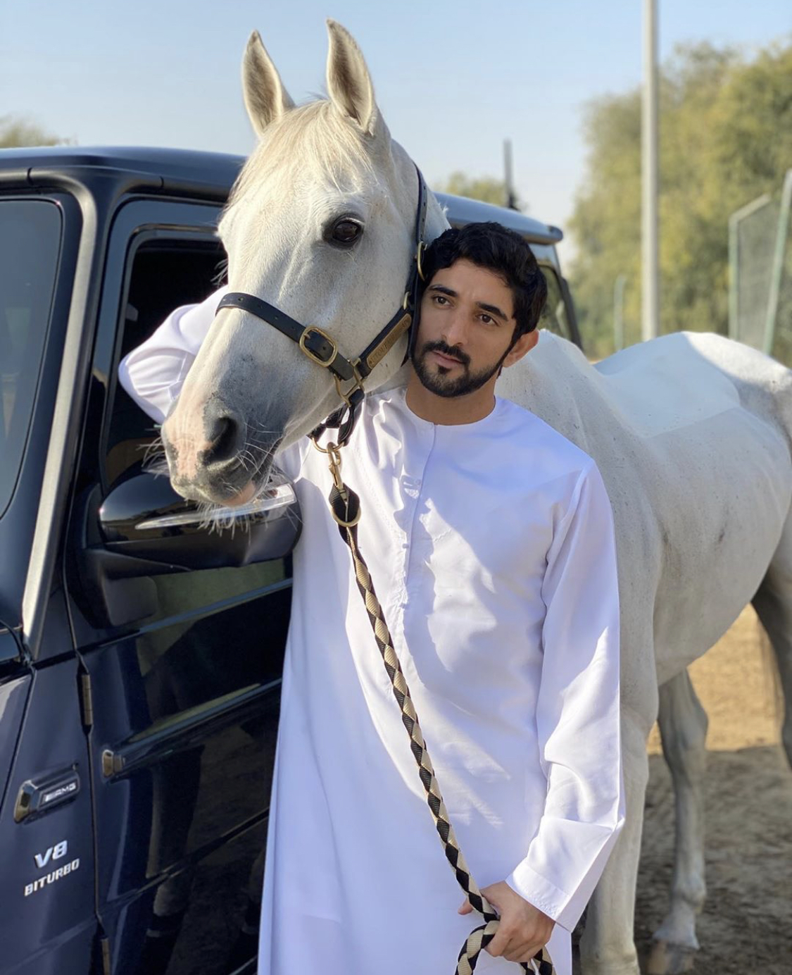 Sheikh Hamdan Shared An Emotional Letter To All COVID-19 Frontline Workers