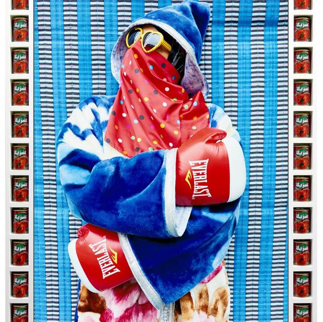 What's Famed Photographer Hassan Hajjaj Up To While In Lockdown?