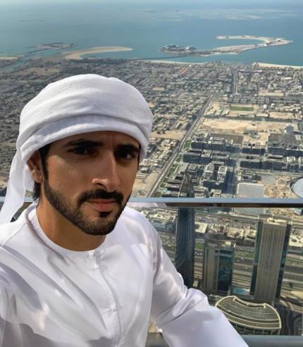 Sheikh Hamdan Honours UAE Frontline 'Heroes' In A Very Special Way