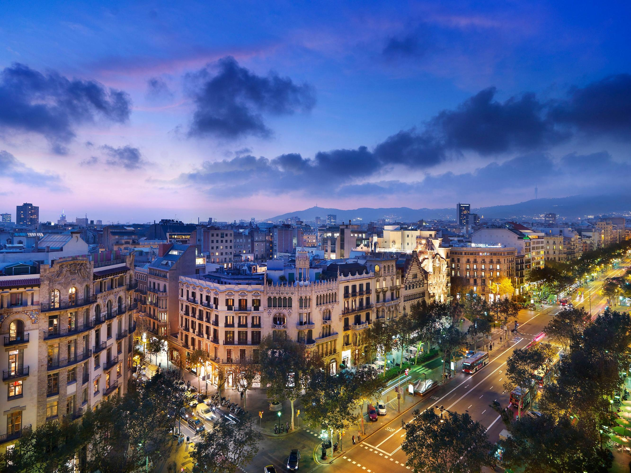 The Escape | The City Retreat Of Your Dreams: Mandarin Oriental, Barcelona