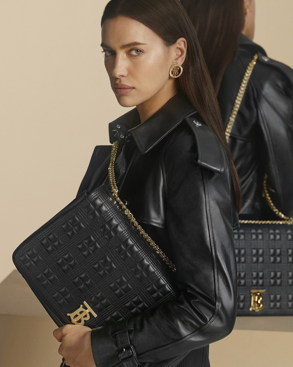 Burberry Reveals Its A/W 2020 Pre-Collection Campaign, Starring Irina Shayk and Reece Nelson
