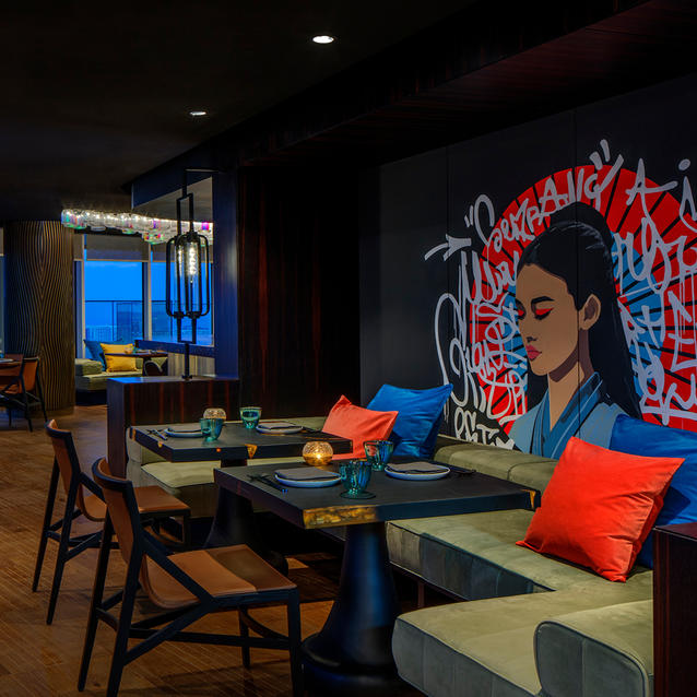 #ChicEats: Hanami, Andaz Dubai The Palm Jumeirah