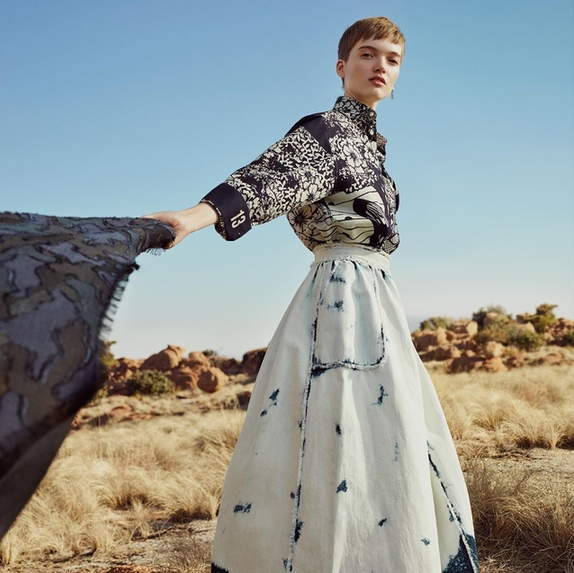 Dior To Virtually Showcase Its Cruise 2021 Collection In Puglia