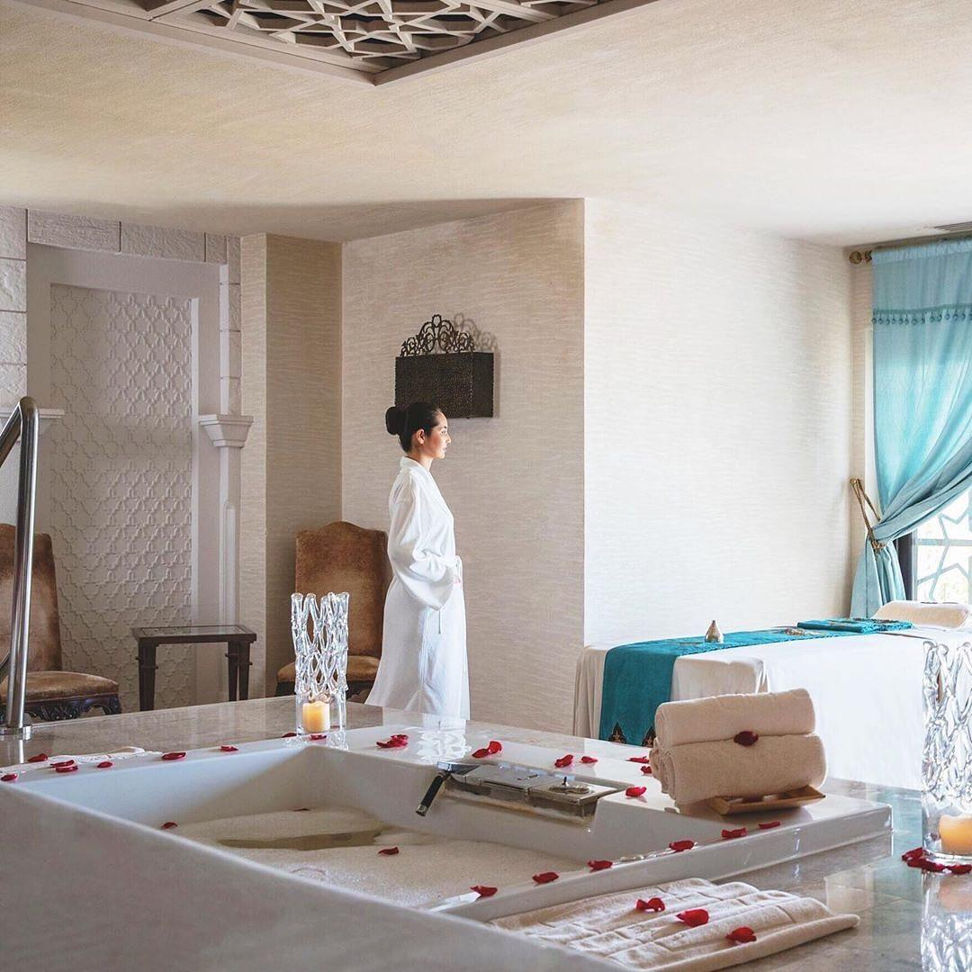 Lose Yourself In A Haven Of Tranquility As Spas Reopen in Dubai