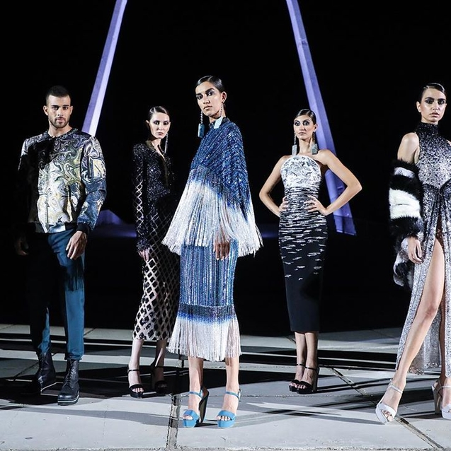 Georges Hobeika's Latest Haute Couture Collection Pays Homage To Arab Women
