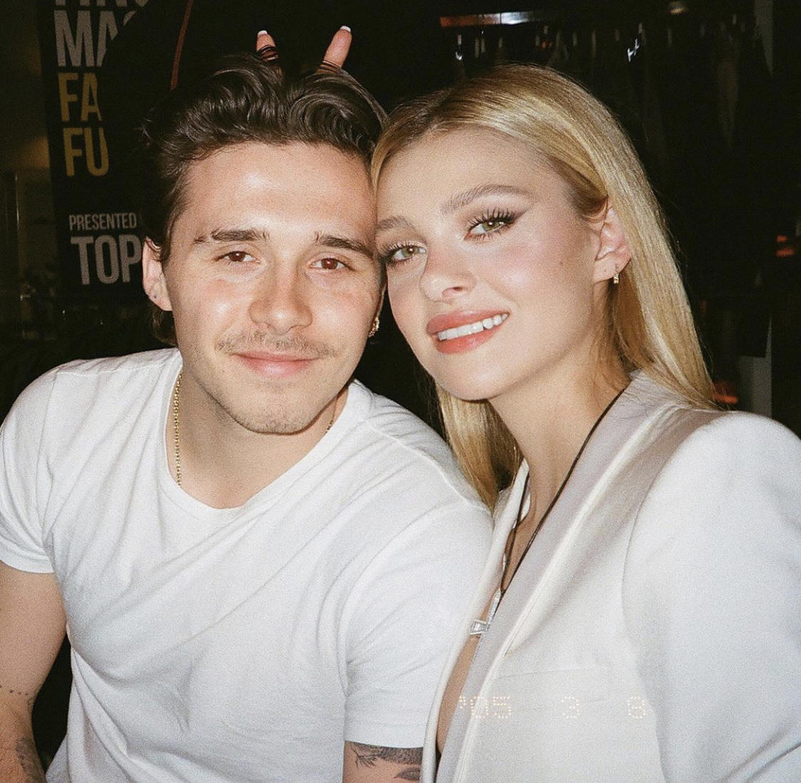Brooklyn Beckham and Nicola Peltz Are Officially Engaged