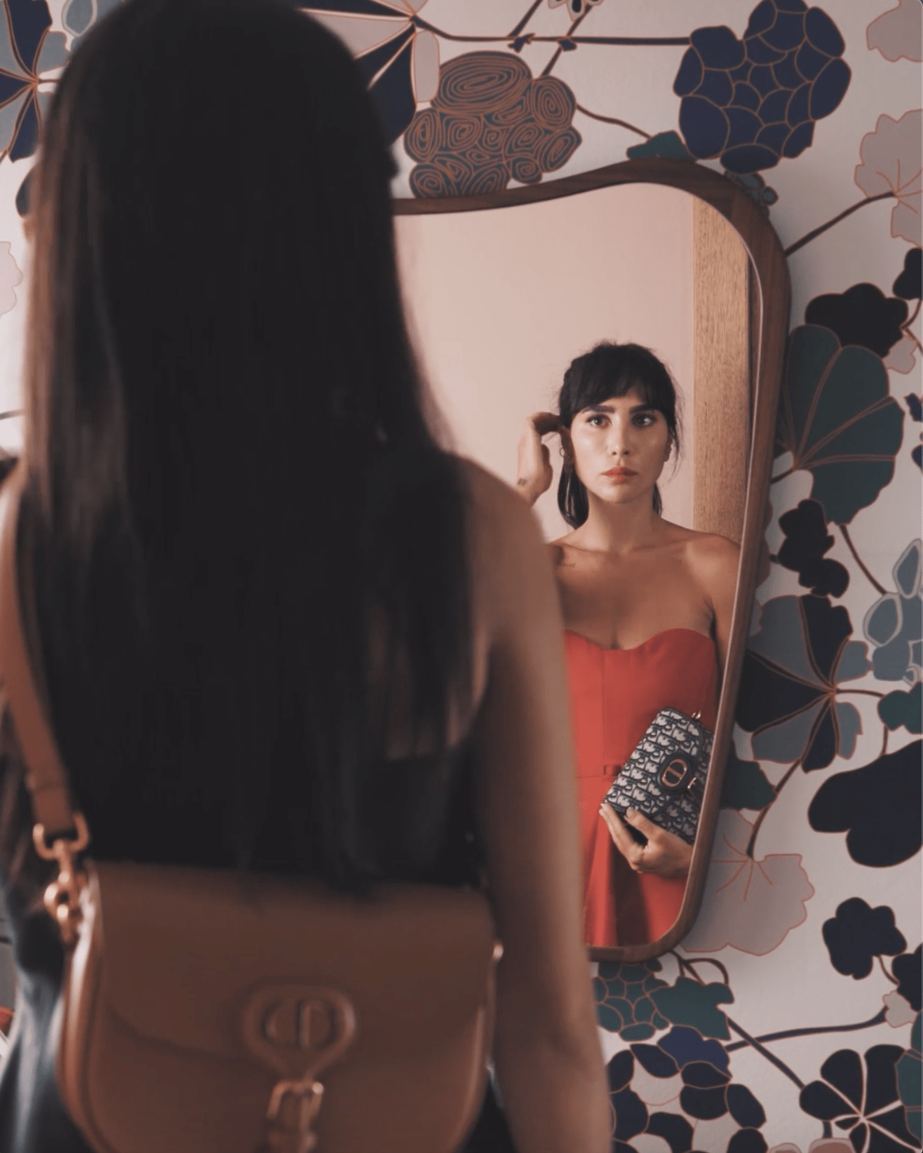 Watch | Dana Hourani Is Redefining Creative Possibilities With Dior's New Bobby Bag