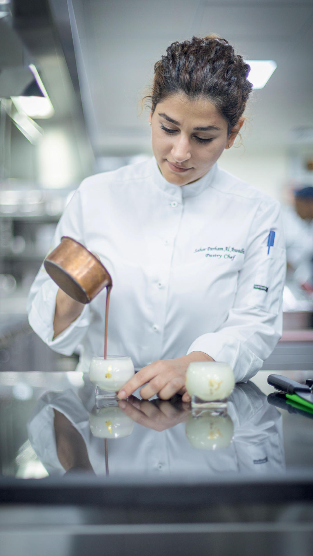 Chef Talks: How The UAE's First Female Emirati Pastry Chef Followed Her Dreams To Success