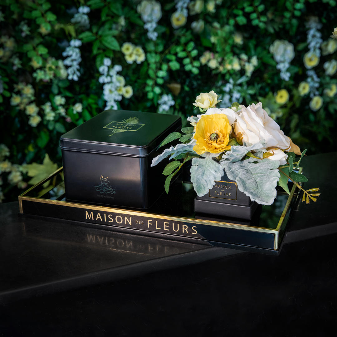 5 Dreamy Arrangements From Maison Des Fleurs' Summer Collection