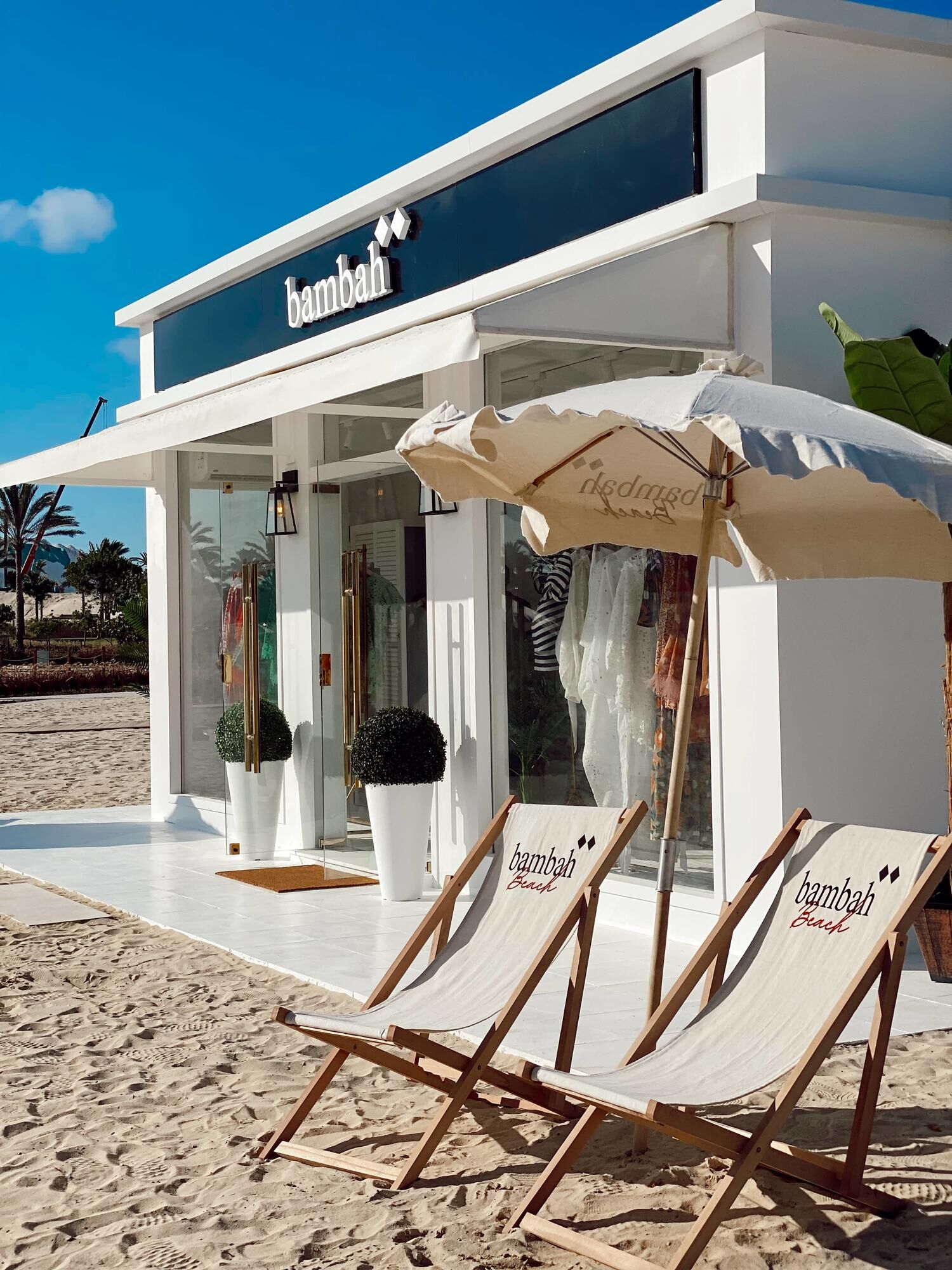 Discover Your Effortless Summer Style at Bambah's New Beachside Pop-Up in Sahel