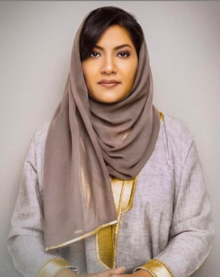 Princess Reema bint Bandar Is The First Saudi Woman To Be Appointed To The International Olympics Committee