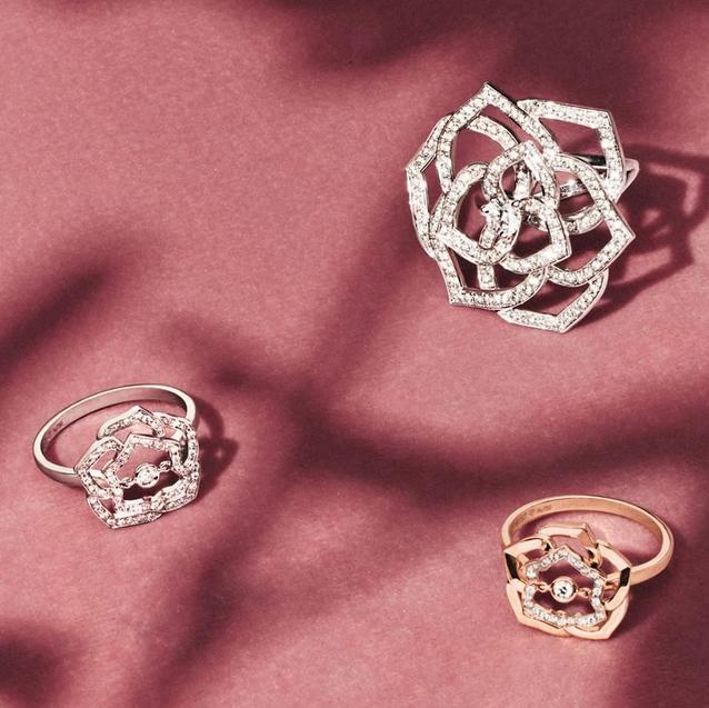 Treat A Loved One With A Little Something From Piaget's Rose Collection