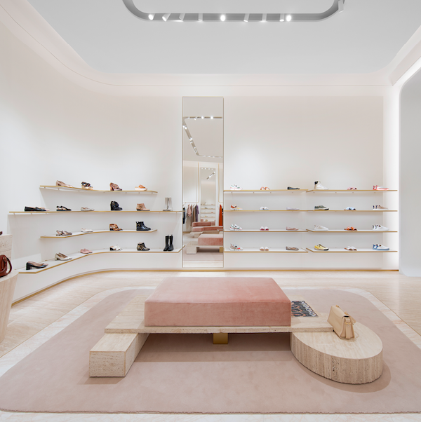 Minimalistic Heaven: Chloé Has Unveiled Its New Dubai Flagship Boutique