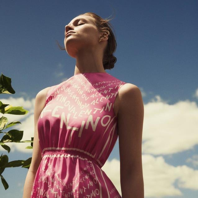 Summertime Bliss: Why We're In Love With Valentino's Latest Capsule Collection