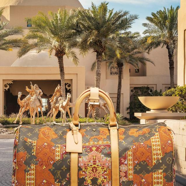 You Can Now Shop Exclusive Items From Louis Vuitton At This Luxury Resort