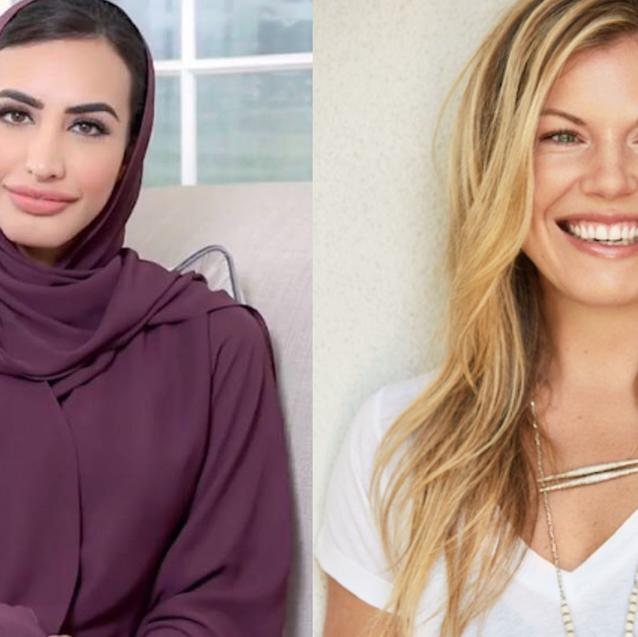 Tyler Ellis Is Joining Forces With Hamda Al Fahim For First Regional Collaboration