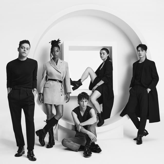 Rami Malek, Willow Smith, Maisie Williams, Troye Sivan and Jackson Wang Star in Cartier's New Campaign