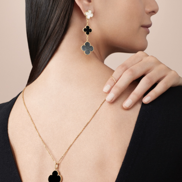 Why We Can't Get Enough of Van Cleef & Arpels' New Alhambra Collection