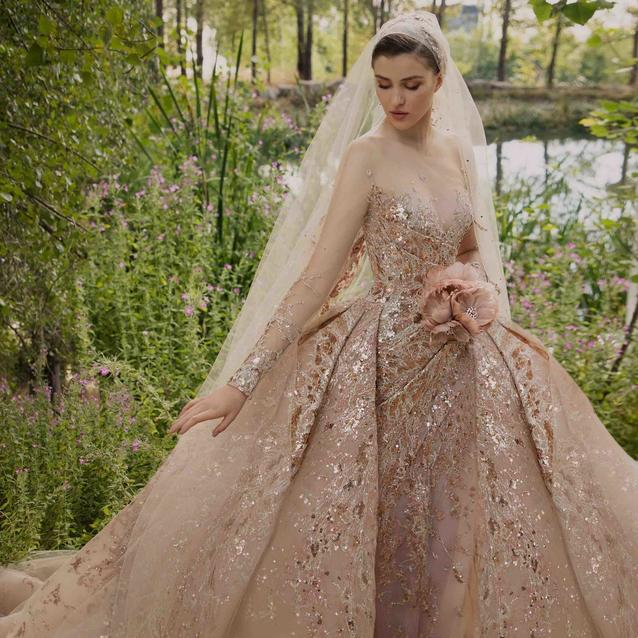 Elie Saab Dedicates His New Haute Couture Collection To Beirut