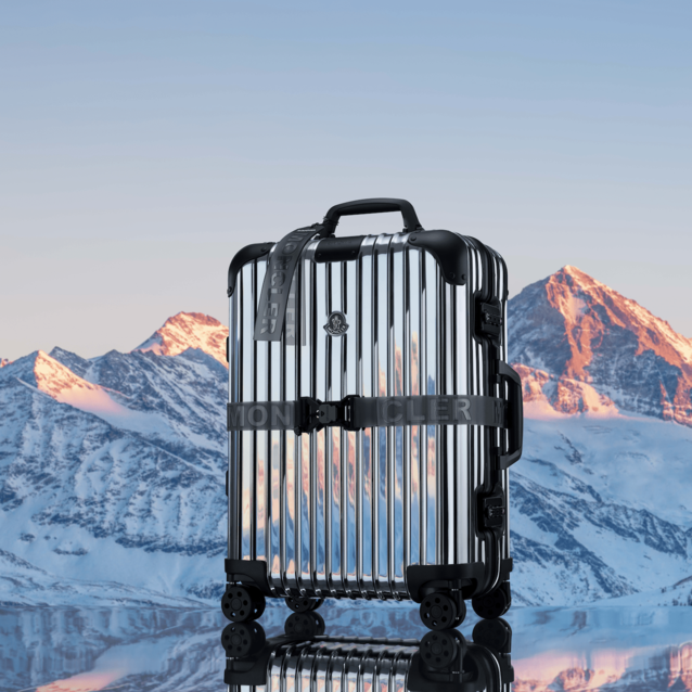Why We Simply Cannot Get Enough Of The RIMOWA x Moncler Collaboration