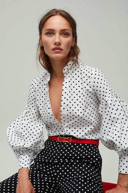 Polka-Dot Dreams: Say Hello To CH Carolina Herrera Autumn 2020 Collection