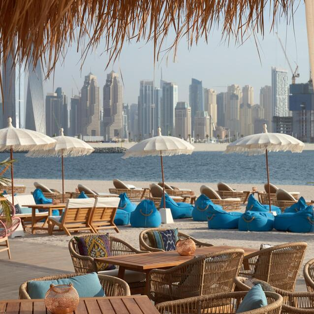 #ChicEats: Experience Bali In Dubai at Koko Bay, Palm West Beach